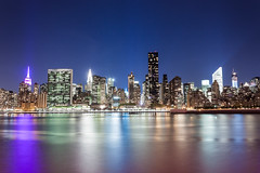 Bright Night (Elyssa Walter) Tags: park nyc newyorkcity longexp