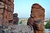India - Karnataka - Badami Caves - 73 (asienman) Tags: india architecture caves karnataka badami chalukyas vatapi asienmanphotography