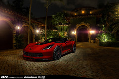 Chevy C7 Z06 on ADV.1 ADV10 Track Spec CS (wheels_boutique) Tags: chevy cs corvette z06 c7 adv1 csseries wheelsboutique adv1wheels adv10 trackspec wheelsboutiquecom