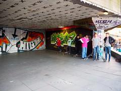 The Undercoft, Queen Elizabeth Hall, The South Bank, London (Brownie Bear) Tags: old uk boy england male london hall elizabeth britain south united great bank kingdom queen skate lad gb teenager borough greater boarding lambeth teenage undercroft