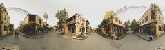 360 Hoi An-3 (nguyenphuloc.com) Tags: world blue houses sky orange reflection green heritage water architecture buildings boats town site nikon village an unesco vietnam trading merchant hoi pnike