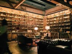 Multnomah Whisk(e)y Library (mlee525) Tags: travel portland whiskey whisky pdx iphone vscocam multnomahwhiskeylibrary