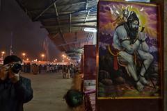Gangasagar Mela 2015..... Naga Patti Huts (pallab seth) Tags: india festival religious nikon religion culture hut ritual priest tradition custom hindu hinduism bengal pilgrimage pilgrim ganga mela sagar 2015 nagasadhu gangasagar gangasagarmela