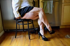 _DSC0041jj (ARDENT PHOTOGRAPHER) Tags: highheels muscle muscular mature milf tiptoe calves flexing veiny