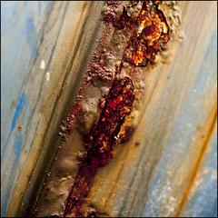 Rusty bin (Brian Legg) Tags: seawall essex southendonsea wpg countyofessex oldleggey