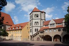 Halle (Saale) - Moritzburg (grotevriendelijkereus) Tags: castle germany deutschland saxony palace medieval east schloss eastern halle burg saale mittelalter moritzburg sachsenanhalt