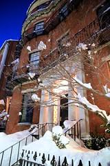 Boston Blizzard 2015 - 2015-02-15 at 18-48-01 (infliximab) Tags: snow blizzard beaconhill beaconstreet