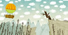 """Snow lie"" (Stasya (Ngised)) Tags: travel background air balloon backgrounds knk toonbox"
