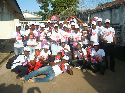 International Condom Day 2015: Sierra Leone