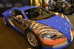 Rétromobile 2015 - Bugatti Veyron