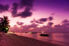 Sunset Long Exposure (ibrahimirshad) Tags: sea sky sun holiday ariel beautiful landscape photography long exposure top maldives drone guraidhoo kaafu kguraidhoo