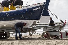 2016-Ameland041 (Trudy Lamers) Tags: wadden ameland eiland paarden reddingsboot reddingsactie