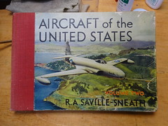 Aircraft of the USA volume two 1946 gekocht bij het Goed Deventer (willemalink) Tags: two usa aircraft het gekocht goed deventer bij volume 1946