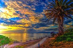 Point Vicente at Sunset 05-05-16 (Michael F. Nyiri) Tags: ocean sunset clouds pacificocean southerncalifornia palosverdespeninsula ranchopalosverdes pointvicente palosverdespeninsulacalifornia cloudsstormssunsetssunrises