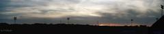 Nubes de un atardecer cualquiera (Leles14) Tags: sky clouds panoramica nwn martesdenubes