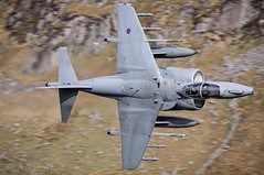 Harrier GR9 (AdrianH Photography) Tags: wales nikon aviation jets raf aeroplanes lowlevel d300 machloop nikon300mmf4