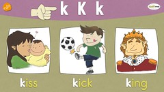 The K Chant - Phonics and Vocabulary - Think Read Write - ELF Learning (raza.navaid) Tags: elflearning phonicsvideos alphabetvideos preschoolsong elfvideo alphabetsforkids alphabetsong alphabetletters abcalphabet abcsongs abcsong phonicssong abcphonics phonicssongs phonicssounds educationvideos educationalvideosfortoddlers educationalvideos teachingtimetokids elfkidsvideos kidslearningvideos learningvideos learningvideosforkids alphabetsongs thealphabetsong kindergartenvideos