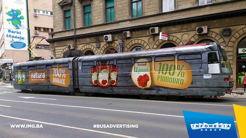 Info Media Group - Natura, BUS Outdoor Advertising, Sarajevo 05-2016 (1)