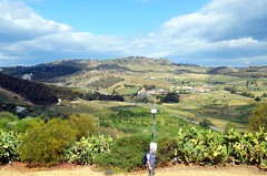 Valley of the Temples - View of the countryside 1 (Sussexshark) Tags: holiday countryside view sicily vacanza sicilia agrigento valledeitempli valleyofthetemples 2016