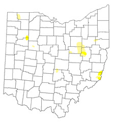 Swiss Settlement in Ohio (circa 1880) (Pythaglio) Tags: ohio history creek switzerland map belmont swiss wayne sugar monroe fulton holmes immigration fairfield settlement hardin 1880 bluffton columbiana tuscarawas