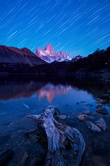 silent moment (switchaphon) Tags: patagonia argentina america landscape photography nikon long exposure mt south fitzroy d800