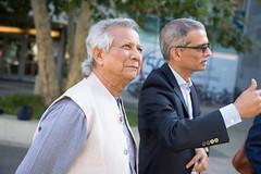 Muhammad Yunus Visit (84 of 92) (calit2) Tags: june demo san diego visit speaker commencement visualization muhammad ucsd yunus calit2 2016 ucsandiego muhammadyunus qualcomminstitute