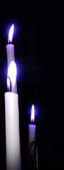Cierges de la cathédrale Saint-Gatien de Tours