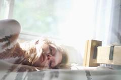 (Savannah Roberts) Tags: portrait selfportrait window bokeh lavender overlay softlight windowlight imageoverlay