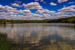 Perfect Day (david_sharo) Tags: lake reflection nature water landscape moraine neutraldensityfilter davidsharo
