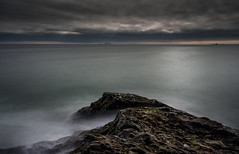 The Point Of My View [EXPLORE: 6/19/16] (Wilkof Photography) Tags: ocean california ca longexposure light sunset shadow sea sky seascape abstract mountains beach nature wet water overgrown silhouette skyline contrast canon dark lens landscape outside coast countryside seaside sand rocks surf waves afternoon waterfront natural cloudy hiking horizon perspective scenic rocky windy overcast panoramic boulder malibu pacificocean socal le nd land coastline serene lowtide southerncalifornia hazy hillside polarizer habitat cloudcover beachfront cpl volcanicrock lowangle 18mm pointmugu oceanfront topography oceanscape neutraldensity 18135mm 10stop nd1000 canont4i
