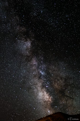 Looking for the milky way (Tiomax80) Tags: longexposure sky night way stars lowlight nikon raw nocturnal iso ciel nikkor milky nuit nocturne voie toiles highiso 18mm milkyway d610 voielacte lacte tiomax