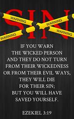 Ezekiel 3:19 (joshtinpowers) Tags: bible scripture ezekiel