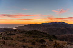 Marin Headlands Sunset HDR (taggartgorman) Tags: sunset marinheadlands hawkhill