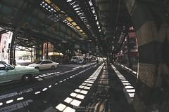 Microcosme (Vernamm2) Tags: new york city nyc cars nikon metro pov fisheye explore 2016 explored streetshoot