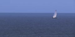 Returning ... (fucsia_7) Tags: blue sea canon one boat