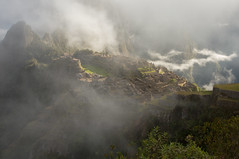Sunrise at Machu Picchu (kenneth_hawthorn) Tags: sunrise machu picchu
