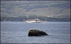 CGN la Savoie (wilphid) Tags: lac bateau lman navigation hautesavoie yvoire chablais