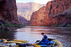 Hot Na Na Wash Serenade (Buford Blue) Tags: grandcanyon coloradoriver nationalpark rafting arizona summer wilderness park hotnanawash marblecanyon coconinosandstone landscape
