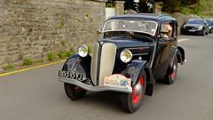 ROSENGART LR4 coach 1937 (claude 22) Tags: abva automobile finistere french car vintage classique classic bretagne france rallye rosengart lr4 coach 1937 claude22