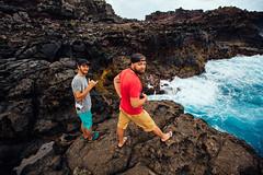 ES8A2252 (repponen) Tags: ocean nature island hawaii rocks maui blowhole monuments nakalele canon5dmarkiii