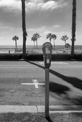 Meter #74 (autobahn66.com) Tags: california sky horizon meter cluds palmtress