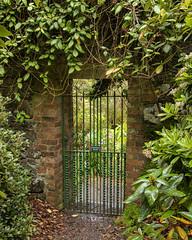 Day 6 21 Logan Botanic Garden walled garden gate (bob watt) Tags: uk june canon scotland gate 7d 2016 18135mm loganbotanicgarden canoneos7d kirkcudbrightholidayjune2016