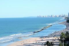 Boa Viagem Beach, Recife/PE - Brazil (jean_recife_brasil) Tags: boa viagem recife piedade