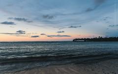 Republica Dominicana - Endless time ( Peppedam -www.glam.vision) Tags: republicadominicana sea beach travel sky sunset dusk nikond3 nikkor2470 giuseppedamico lasgaleras saman island photo landscape palm wild nature outside