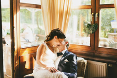 Secret Whispering (Yuliya Bahr) Tags: windows wedding portrait people woman girl smile happy groom bride hug kiss couple happiness together laugh hochzeitsfotografberlin hochzeitsfotografstuttgart hochzeitsfotografmnchen hochzeitsfotografbayern hochzeitsfotografbrandenburg hochzeitsfotografsterreich hochzeitsfotograftirol hochzeitsfotografwien hochzeitsfotografbadenwrttemberg