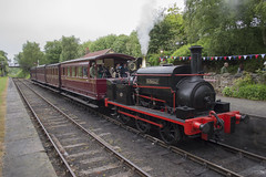 Sir Berkeley (MitchellTurnbull) Tags: house industry june berkeley andrews tank railway steam legends 1210 locomotive 11th sir gala manning 060 tanfield 2016 wardle