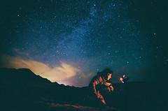 Alejandro (jazmin.jung) Tags: astrophotography photography photograph astrofotografia astros universo universe stars estrellas noctura longexposure largaexposicion d7000 nikon high iso beach night galaxia constelacion via lactea milky way