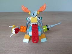 LEGO MIXELS SURGEO TUNGSTER MIX or MURP? Instructions Lego 41569 Lego 41544 (Totobricks) Tags: make mix lego howto instructions build series5 murp 41544 41569 series8 surgeo tungster mixels totobricks lixers lego41544 lego41569 legomixelsmedix