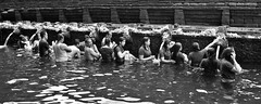 Holy waters (Mango*Photography) Tags: pictures street people bali white black water indonesia temple photography bath photographer expression images holy wash strong emotional tirta empul powerful giulia bergonzoni