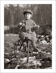 Fashion 0269-01 (Steve Given) Tags: fashion kids toy familyhistory child play tricycle socialhistory